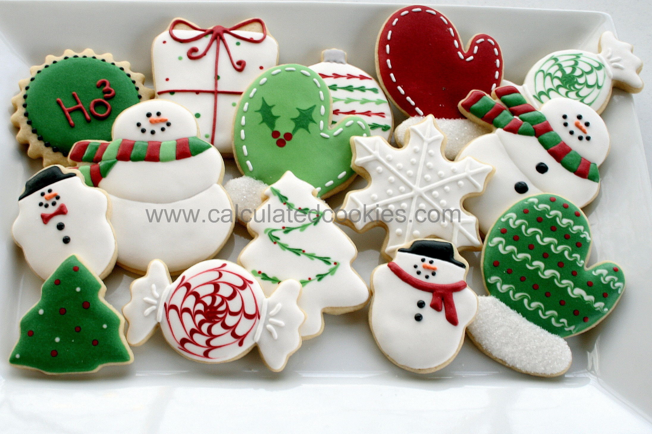 019 001resize - Decorations For Christmas Sugar Cookies
